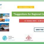 Συμμετοχή της Περιφέρειας Δυτικής Ελλάδας στην 18η Ευρωπαϊκή Εβδομάδα Περιφερειών και Πόλεων