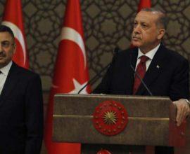 Εκτός ορίων ο αντιπρόεδρος του σουλτάνου: «Θα κάνουμε έρευνες και νότια της Κρήτης»