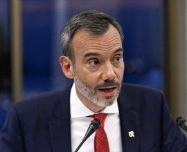 Ζέρβας: «Ζητώ να δείξουν ξανά αίσθηση ευθύνης οι πολίτες»