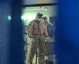 Ξανανοίγει το «νοσοκομείο Covid» στην Ιταλία που είχε κατασκευασθεί την άνοιξη