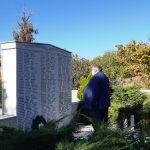 Δήμος Εορδαίας: Τρισάγιο στη μνήμη των εκτελεσθέντων του Μεσόβουνου