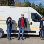 Ειδικό όχημα περισυλλογής αδέσποτων ζώων απέκτησε ο Δήμος Εορδαίας