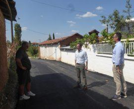 Ξεκίνησαν οι πρώτες ασφαλτοστρώσεις στον Δήμο Καστοριάς