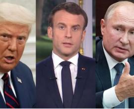 Τράμπ- Μακρόν- Πούτιν ζητούν άμεση κατάπαυση πυρός στο Ναγκόρνο Καραμπάχ