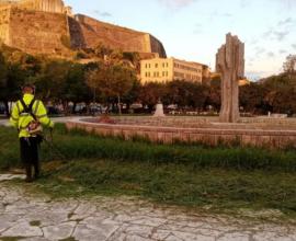 Δήμος Κεντρικής Κέρκυρας: Νέες παρεμβάσεις των συνεργείων καθημερινότητας