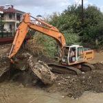 Καθαρισμός του ποταμού Γάβρα από την Π.Ε. Καρδίτσας