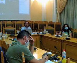 Ενημερωτική συνάντηση στη Περιφέρεια Κρήτης για την κυκλική οικονομία στον Τουρισμό
