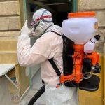 Απολύμανση χώρων υπηρεσιών της Π.Ε. Σερρών για την διαφύλαξη της υγείας εργαζομένων και πολιτών