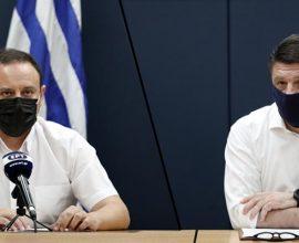 ΤΩΡΑ: Σε καθεστώς lockdown Ιωάννινα και Σέρρες