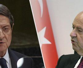 Κύπρος: Ορίστηκε η πρώτη συνάντηση Αναστασιάδη – Τατάρ