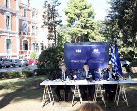 ΠΚΜ: Η πρόεδρος της Κομισιόν θα παραλάβει το πρώτο βραβείο «Αυτοκράτειρα Θεοφανώ» για το δίκτυο Erasmus