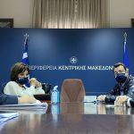 Τζιτζικώστας: «Ζητώ έκτακτο σχέδιο δράσεων για τη στήριξη της οικονομίας σε Θεσσαλονίκη, Σέρρες και Κ. Μακεδονία»