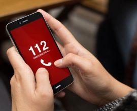 Κορονοϊός: Το μήνυμα του «112» στους κατοίκους των «κόκκινων» περιοχών, Σερρών και Ιωαννίνων
