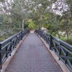 Δήμος Λαρισαίων: Αυτοφωτιζόμενη επιφάνεια στην πεζογέφυρα των Κρηνίδων Νυμφών
