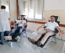 Η Δημοτική Αρχή Βισαλτίας συγχαίρει και ευχαριστεί συλλόγους για τις δράσεις εθελοντικής αιμοδοσίας