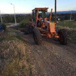 Δήμος Μαρώνειας – Σαπών: Σε εξέλιξη τα έργα αγροτικής οδοποιίας