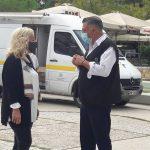 Δήμος Νέας Σμύρνης: Συνεργείο του ΕΟΔΥ πραγματοποιεί rapid test στην κεντρική πλατεία