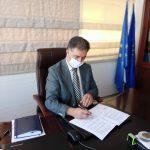 Δήμος Βισαλτίας: Υπογραφή σύμβασης έργου «Εκσυγχρονισμός Δικτύου Ύδρευσης στους τομείς Β, Γ και Δ της Δημοτικής Κοινότητας Νιγρίτας»