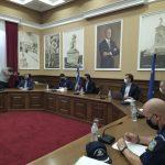 Σύσκεψη στο Διοικητήριο Σερρών: Δεν υπάρχουν πρόσθετα μέτρα