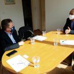 Δήμος Φυλής: Συνάντηση Χατζητρακόσια με τον Διευθυντή Δευτεροβάθμιας Εκπαίδευσης Δυτικής Αττικής