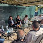 Συνάντηση εκπροσώπων αθλητικών σωματείων με τη Δήμαρχο Νέας Ιωνίας και την Αντιπεριφερειάρχη