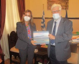 Συνεργασία του Δήμου Ιωαννιτών με την Υφυπουργό Υγείας