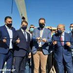 Δήμος Αλίμου: Παραδόθηκε στους πολίτες η πεζογέφυρα