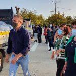 Η αλληλεγγύη του Δήμου Χαλανδρίου έφτασε και στην Καρδίτσα