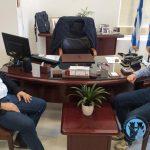Συνάντηση Δημάρχου Φλώρινας με τον βουλευτή Γιάννη Αντωνιάδη