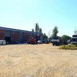 Προληπτική απολύμανση στο εργοτάξιο του Δήμου Λαγκαδά