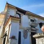 Σεισμός: Ζημιές σε κτίρια σε Σάμο και Σμύρνη, κατέρρευσε τμήμα εκκλησίας