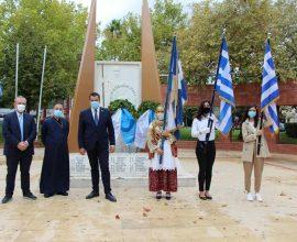 Δήμος Φυλής: Με τιμές στους Ήρωες του '40 ο εορτασμός της 28ης Οκτωβρίου στα Άνω Λιόσια