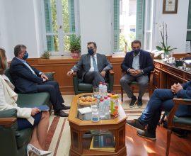 Περιφέρεια Κρήτης: Σε πρώτο πλάνο η ενίσχυση του τουριστικού προϊόντος της Κρήτης από τις συνέπειες της πανδημίας