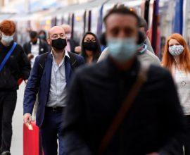 Κορονοϊός: Τα κρούσματα διπλασιάζονται κάθε εννέα μέρες στην Αγγλία