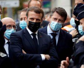 Μακρόν: Η Γαλλία δέχεται ισλαμική επίθεση