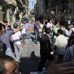 Ντροπή! Ισλαμιστές έκαψαν στην Ομόνοια φωτογραφίες του Μακρόν-Νέα συγκέντρωση αύριο στο Σύνταγμα