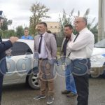 Μπλόκο στο ΟΧΙ από την Αστυνομική Διεύθυνση Ηλείας- Ούτε τρομοκράτες