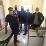 Δήμος Κατερίνης: Ανακαίνιση του αγροτικού ιατρείου στις Καρυές