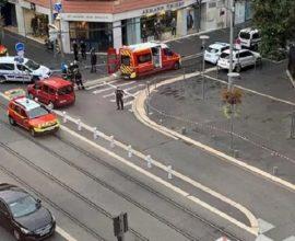 Επίθεση ισλαμιστή με 3 νεκρούς και τραυματίες στη Νίκαια της Γαλλίας- Φρίκη, αποκεφάλισε γυναίκα