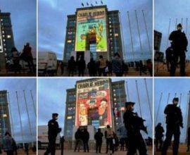 Η Γαλλία απάντησε στον φανατισμό: Σκίτσα του Μωάμεθ σε κυβερνητικά κτίρια