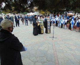 Στις εκδηλώσεις για την 28η Οκτωβρίου ο Δήμαρχος Γρεβενών
