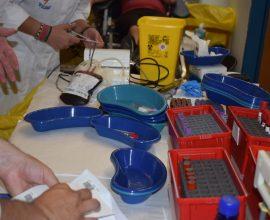 Ασφαλής και επιτυχημένη η εθελοντική αιμοδοσία του Δήμου Ιλίου