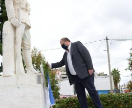 Με κατάθεση στεφάνων ο εορτασμός της 28ης Οκτωβρίου στον Δήμο Χαλανδρίου