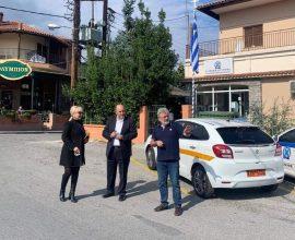 Δήμος Δίου – Ολύμπου: Προγραμματική σύμβαση Π.Ε. Πιερίας ύψους 300.000€ για ασφαλτόστρωση