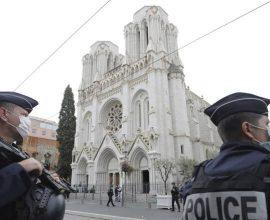 Επίθεση Νίκαια: Κρατείτε 47χρονος για συμμετοχή στην σφαγή στη Νοτρ Νταμ