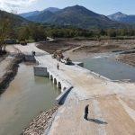 Π.Ε. Καρδίτσας: Δόθηκε στην κυκλοφορία η παράκαμψη της γέφυρας Μπαλάνου
