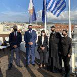Δήμος Θεσσαλονίκης: Γεύμα Κ. Ζέρβα με την ΠτΔ και τον Περιφερειάρχη Κ. Μακεδονίας