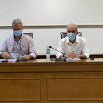 Σε κλίμα συγκίνησης το δημοτικό συμβούλιο του Δήμου Δέλτα – Ενός λεπτού́ σιγή στη μνήμη του Διονύση Λιακόπουλου
