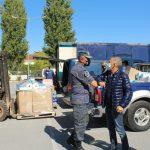 Περιφέρεια Θεσσαλίας: Τρόφιμα και είδη πρώτης ανάγκης από μονάδες της Πολεμικής Αεροπορίας