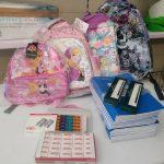Ολοκλήρωση διανομής σχολικών ειδών από το Κοινωνικό Παντοπωλείο Δήμου Θηβαίων